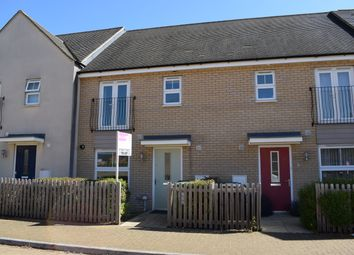 Thumbnail 3 bed terraced house to rent in Halifax Road, Cambourne