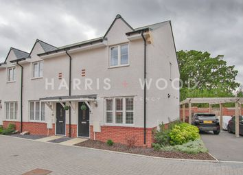 Birchwood Drive, Colchester CO4. 2 bed end terrace house