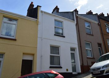 Thumbnail 2 bed terraced house to rent in Phillimore Street, Plymouth