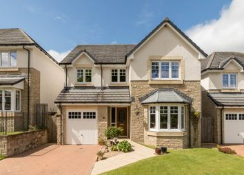 Thumbnail 4 bed detached house for sale in Priory Place, Auchterarder
