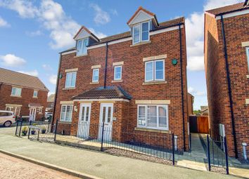 Thumbnail 3 bed town house for sale in Roxburgh Close, Seaton Delaval, Whitley Bay