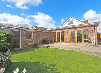 Thumbnail 4 bed bungalow for sale in Cruse Close, Sway, Lymington