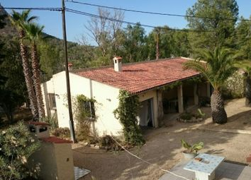 Thumbnail 4 bed finca for sale in Finca, 2 Houses On One Plot, Baranco De La Patia, Finestrat
