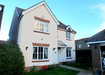 Thumbnail 5 bed detached house for sale in Megson Drive, Lee-On-The-Solent