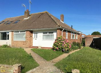 Thumbnail 2 bed semi-detached bungalow for sale in Ullswater Road, Sompting, Lancing