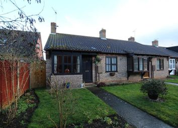Thumbnail 2 bedroom semi-detached bungalow for sale in Bell Gardens, Haddenham, Ely