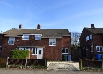 Thumbnail 3 bed semi-detached house for sale in Ladybrook Lane, Mansfield