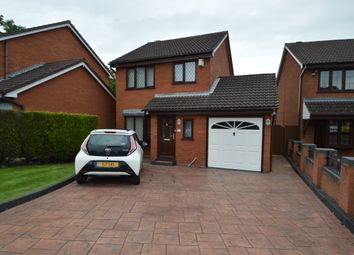 Thumbnail 3 bed detached house to rent in Gorsemoor Road, Heath Hayes