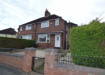 Thumbnail 3 bed semi-detached house for sale in Wilmot Drive, Knutton, Newcastle-Under-Lyme