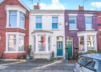 Thumbnail 2 bed terraced house for sale in Alwyn Street, Aigburth, Liverpool
