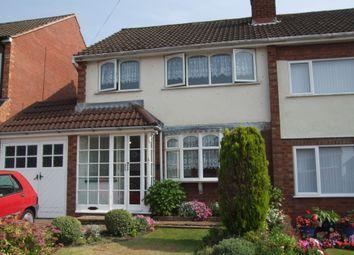 Thumbnail 1 bedroom semi-detached house to rent in Ashburton Road, Kings Heath