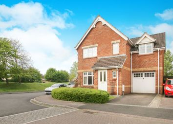 Thumbnail 3 bed detached house for sale in Eaton Crescent, Taunton