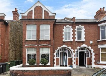 Thumbnail 3 bed flat for sale in Fieldhouse Road, London