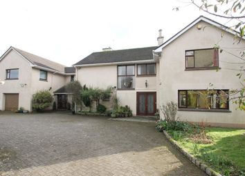 Thumbnail 5 bed detached house for sale in Mannamead Road, Hartley, Plymouth
