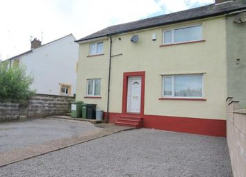Thumbnail 3 bed semi-detached house for sale in The Arches, Maryport, Cumbria