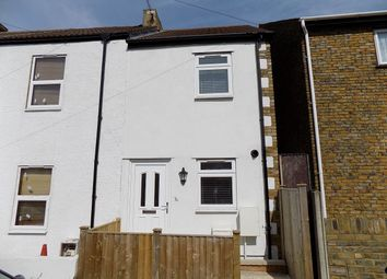 Thumbnail 2 bedroom semi-detached house for sale in Dial Road, Gillingham