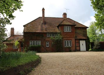Thumbnail 5 bed country house to rent in Newnham Road, Newnham, Hampshire