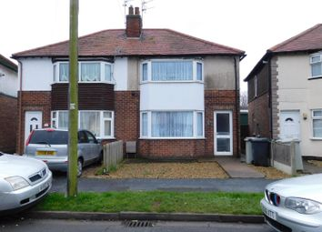 Thumbnail 2 bed semi-detached house for sale in George Avenue, Skegness, Lincs
