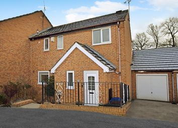 Thumbnail 2 bed semi-detached house for sale in Towngate, Silkstone, Barnsley