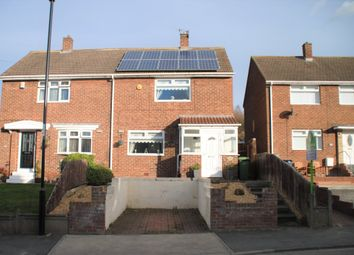 Thumbnail 2 bed semi-detached house for sale in Newburn Crescent, Houghton Le Spring