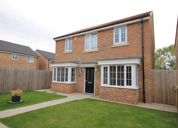 Thumbnail 4 bed detached house for sale in Jubilee Road, Aiskew, Bedale