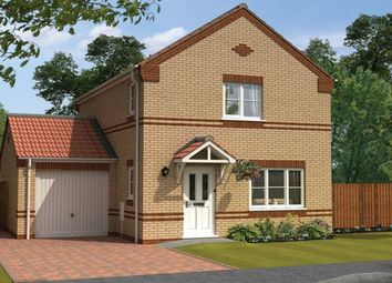 Thumbnail 3 bed detached house for sale in The Whitland, Minster Fields, Lincoln