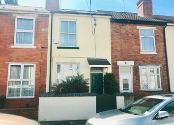 Thumbnail 2 bedroom terraced house for sale in Leicester Street, Wolverhampton