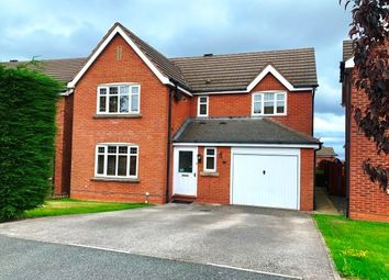 Thumbnail 4 bed detached house to rent in Bryn Cadno, Colwyn Bay