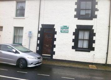 Thumbnail 1 bed terraced house for sale in Bridge Street, Corwen
