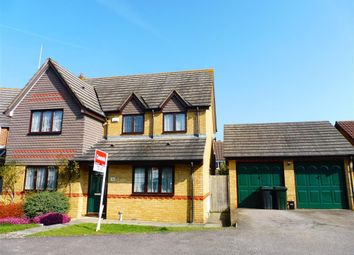 Thumbnail 4 bed property to rent in Shipley Mill Close, Kingsnorth, Ashford