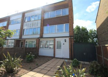 Thumbnail 4 bed end terrace house for sale in Smeed Close, Sittingbourne, Kent