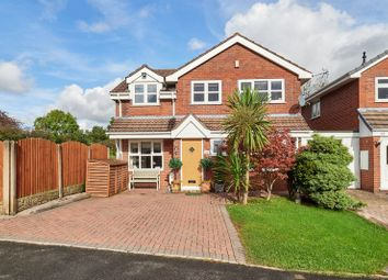 Thumbnail 4 bed detached house for sale in Crofter Close, Biddulph