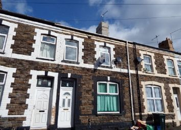 Thumbnail 4 bed terraced house for sale in Potter Street, Pill, Newport.