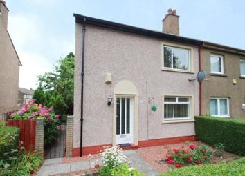 Thumbnail 2 bed end terrace house for sale in Davaar Drive, Paisley, Renfrewshire