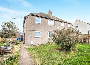 Thumbnail 4 bed semi-detached house for sale in Dean Drive, Tweedmouth, Berwick-Upon-Tweed