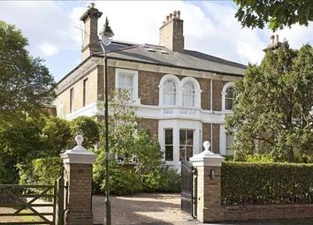 Thumbnail 5 bedroom semi-detached house for sale in Palace Road, East Molesey, Surrey
