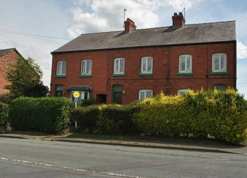 Thumbnail 2 bed terraced house to rent in Eglwys Cross, Whitchurch, Shropshire