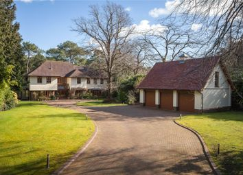 Thumbnail 6 bed detached house for sale in Western Road, Branksome Park, Poole, Dorset