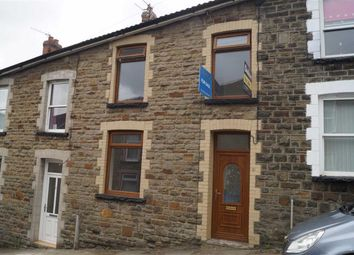 Thumbnail 3 bed terraced house for sale in Hughes Street, Mountain Ash