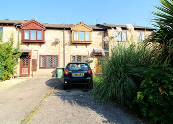 Thumbnail 2 bed terraced house for sale in Silverton Drive, Cross Inn, Pontyclun