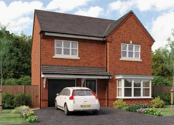 "Thumbnail 4 bed detached house for sale in ""Tressell"" at Eaton Bank, Congleton"