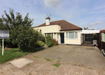 Thumbnail 2 bed semi-detached bungalow for sale in Dunstable Road, West Molesey
