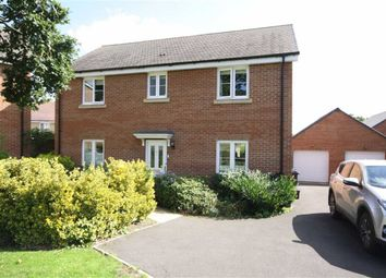Thumbnail 4 bed detached house for sale in Anson Avenue, Calne, Wiltshire