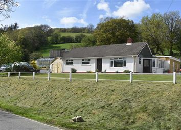 Thumbnail 4 bed detached bungalow for sale in Llanfihangel-Ar-Arth, Pencader