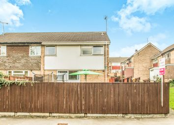 Thumbnail 4 bed semi-detached house for sale in Heathcroft Crescent, Beeston, Leeds