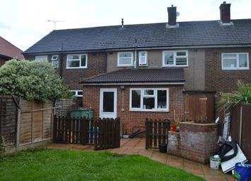 Thumbnail 3 bed terraced house for sale in Faringdon Avenue, Harold Hill, Romford