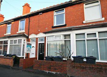 Thumbnail 2 bed terraced house for sale in Preston Road, Birmingham