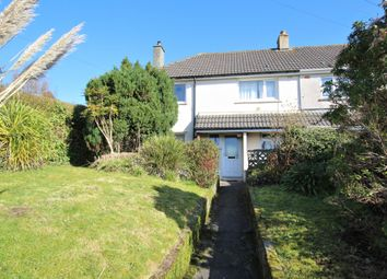 Thumbnail 3 bed end terrace house for sale in Saracen Crescent, Penryn