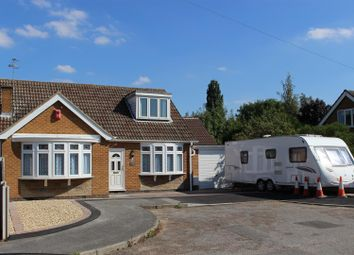 Thumbnail 4 bed detached bungalow for sale in Muir Avenue, Tollerton, Nottingham