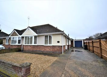 Thumbnail 2 bed bungalow for sale in Stanfield Road, Duston, Northampton